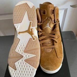 Jordan Shoes - Jordan Retro 6 - Wheat!! Size 7🙌🏼🙌🏼